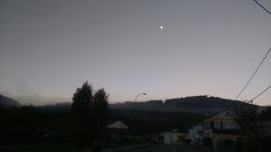 8.30am Triacastela