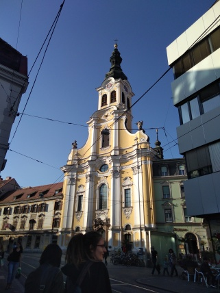 Graz is an attractive city.