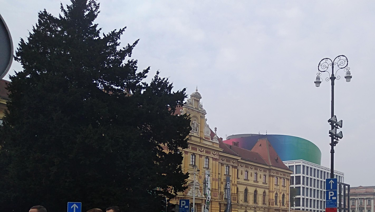 Zagreb 8 – architecture, music, graffiti, public toilets and heated tram seats