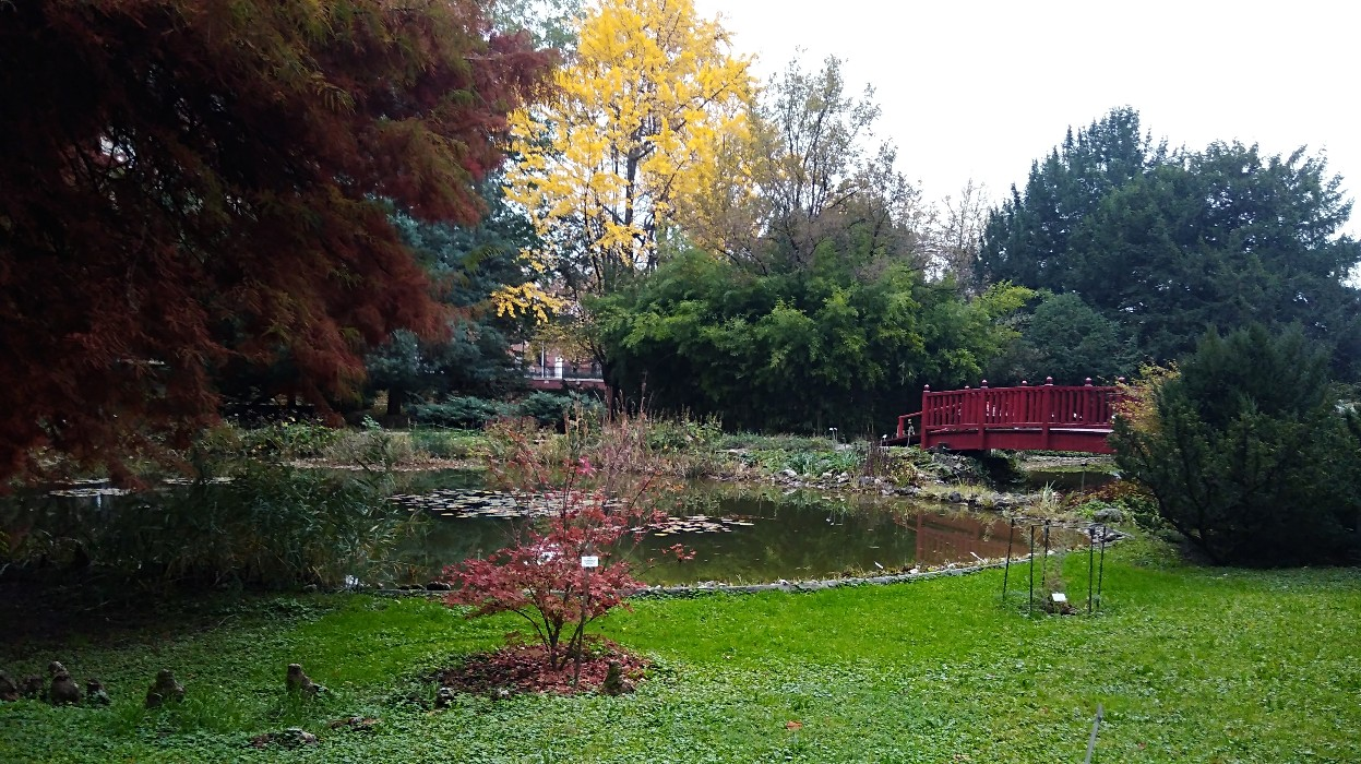 Zagreb 5 – the Botanic Gardens