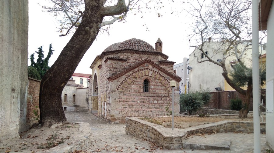 Traditional Greek Orthodx Church, Komotini
