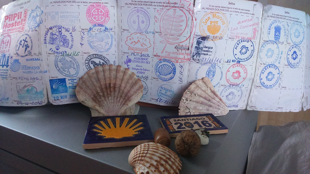 Camino shell and credential