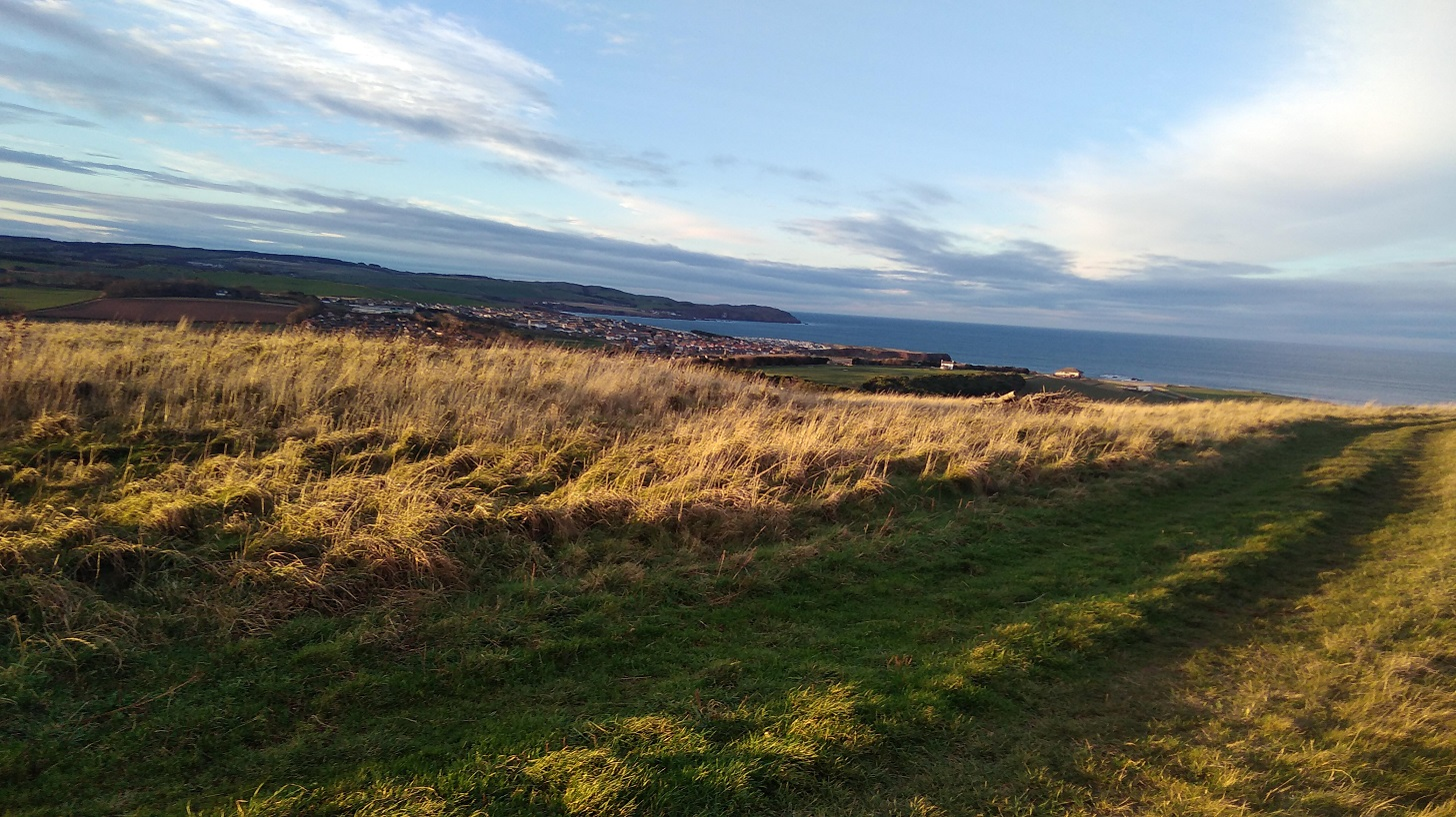 Berwickshire Coastal Path: Berwick upon Tweed to Eyemouth