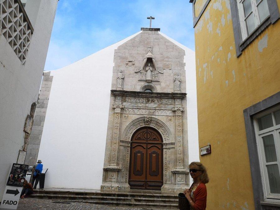 web link church Igreja of the da Misericordia, Tavira, Portugal