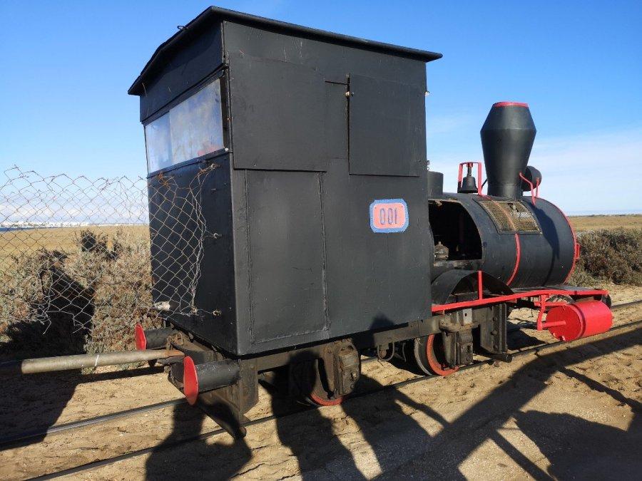 train engine Tavira