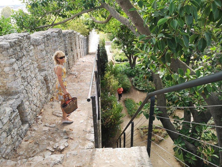 Castelo do Tavira ramparts