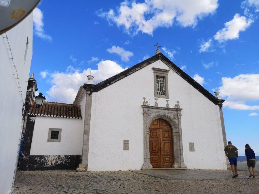main door Casela Velha church