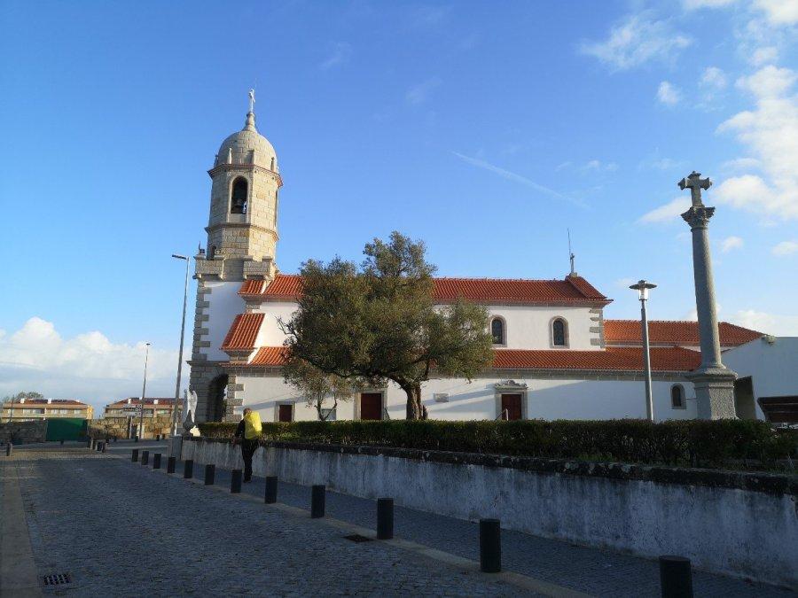 church Sain Michael Marinhas