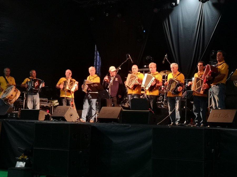 Portuguese folk band instruments