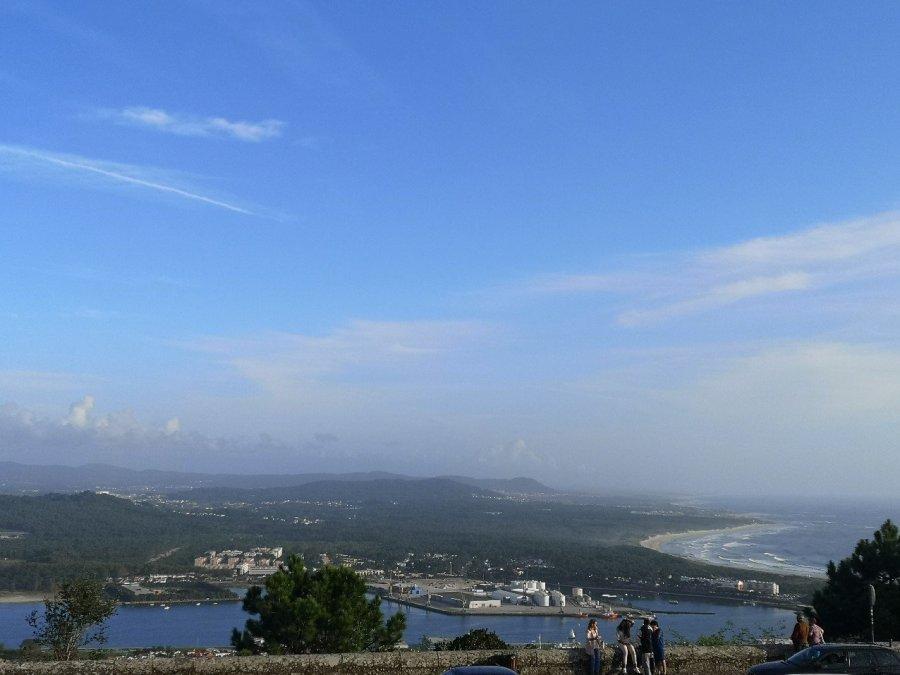 vista Portugal Viana do Castelo