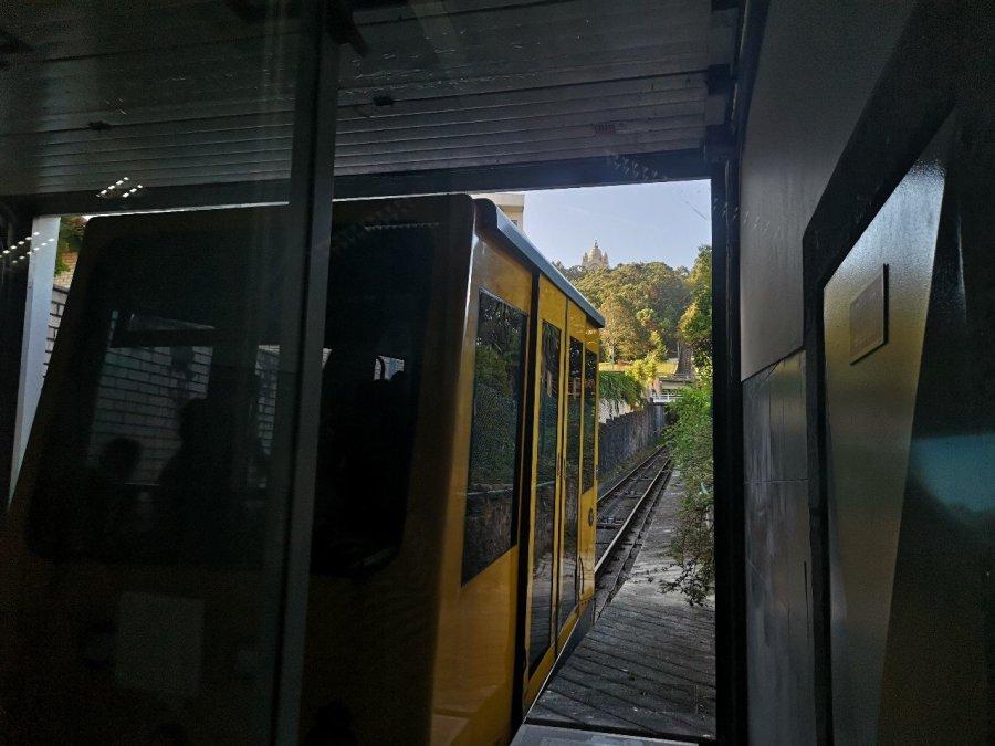 funicular Viana do Castelo Portugal