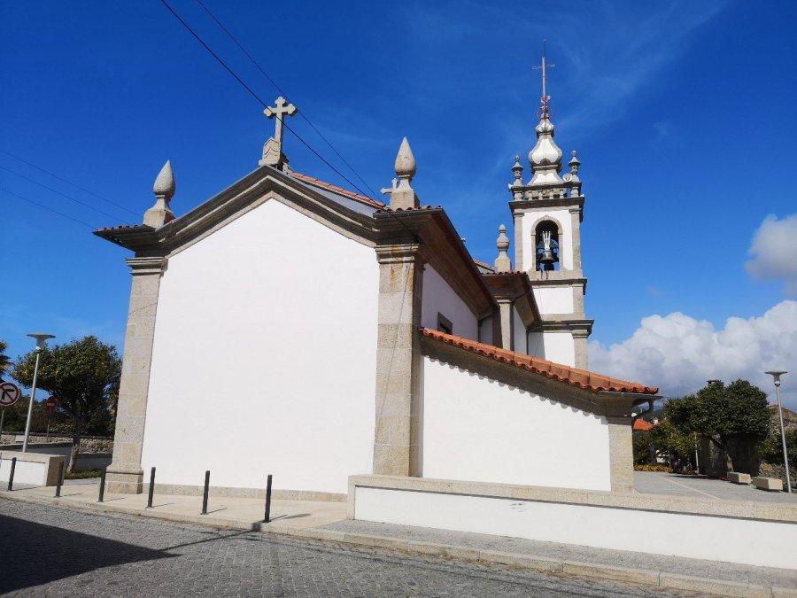 traditional Portuguese church