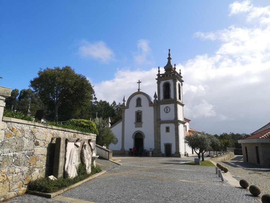 church Belinho Portugal