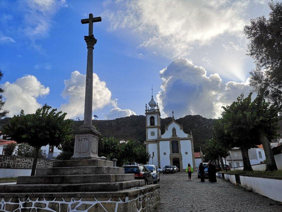 church cross Portugal