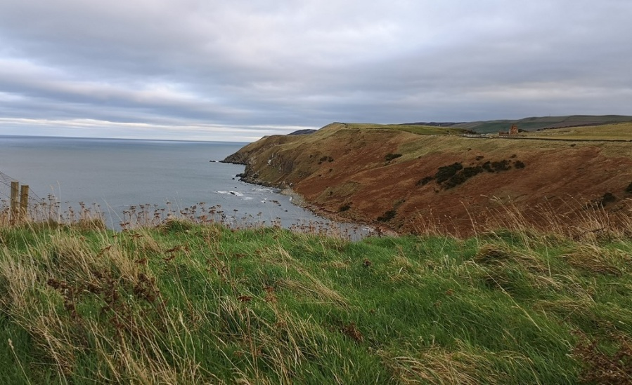 Siccar Point (Hutton's Unconformity)