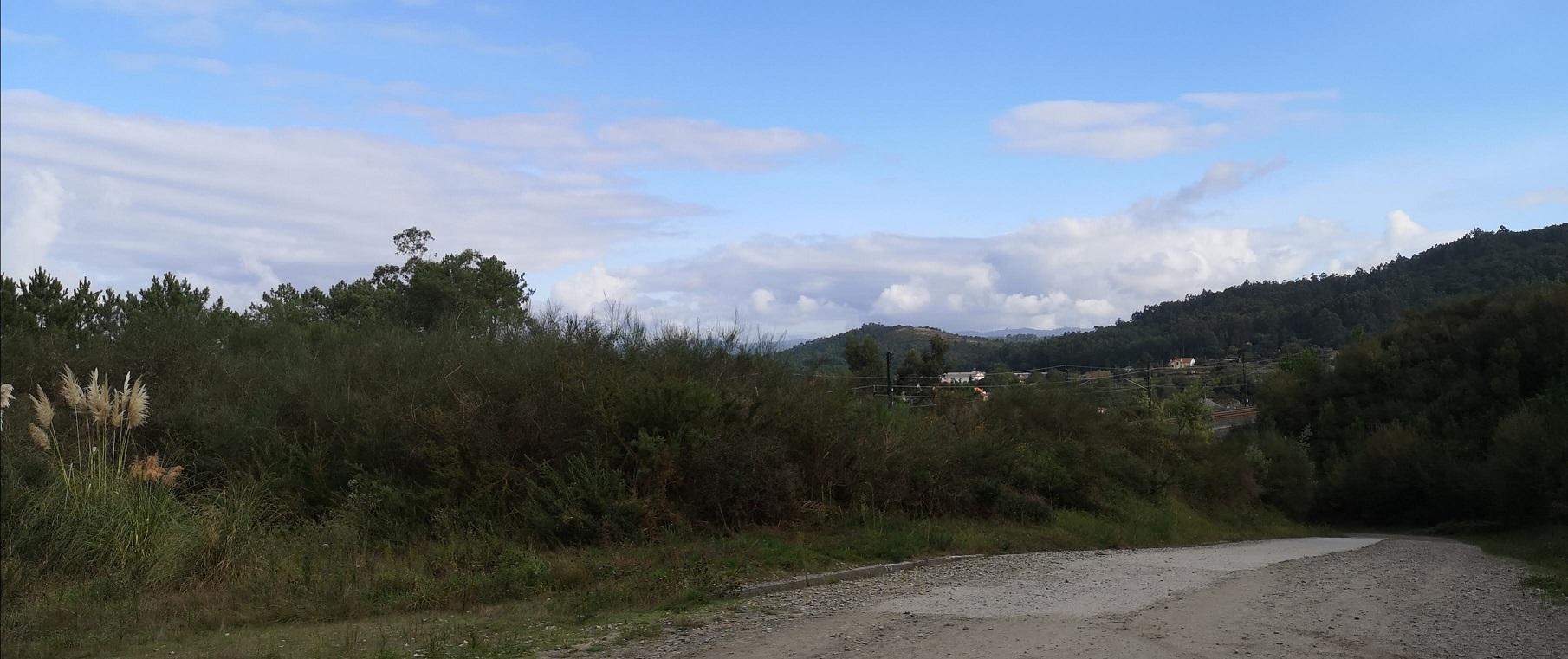 Herbon to Teo: Portuguese Camino