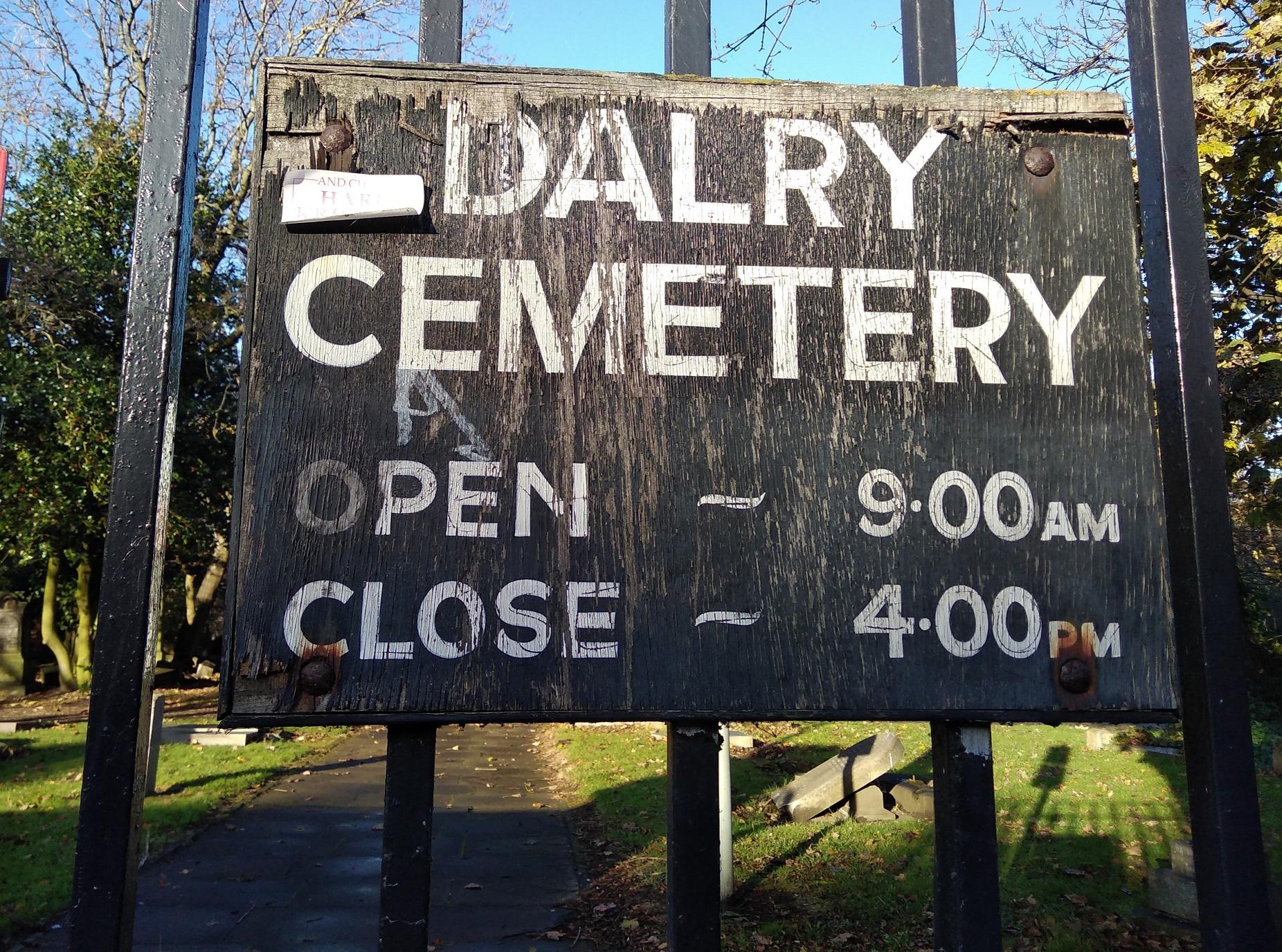 Dalry Cemetery